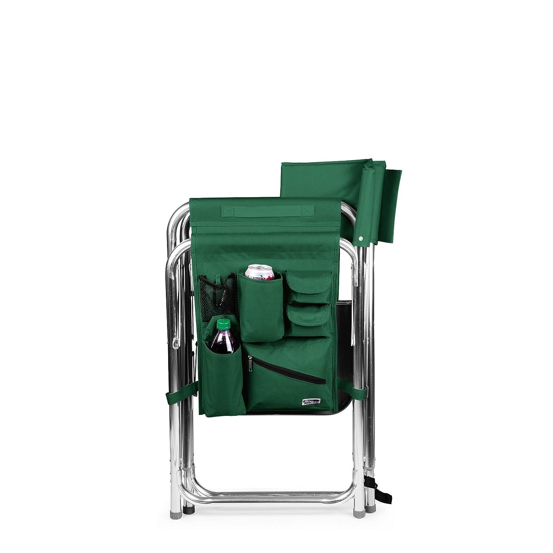 Amazon Picnic Time Portable Folding Sports Chair Hunter