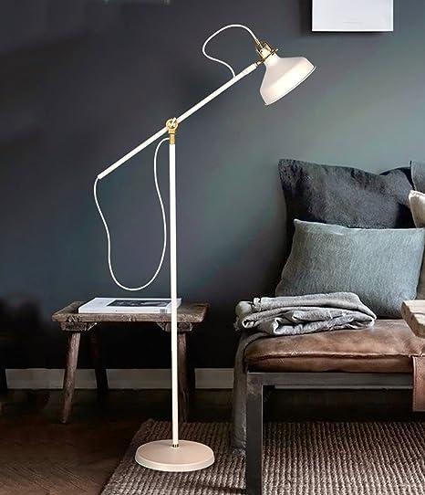 CAIJUN Lámpara de Piso Post-Moderna Dormitorio Estudio ...