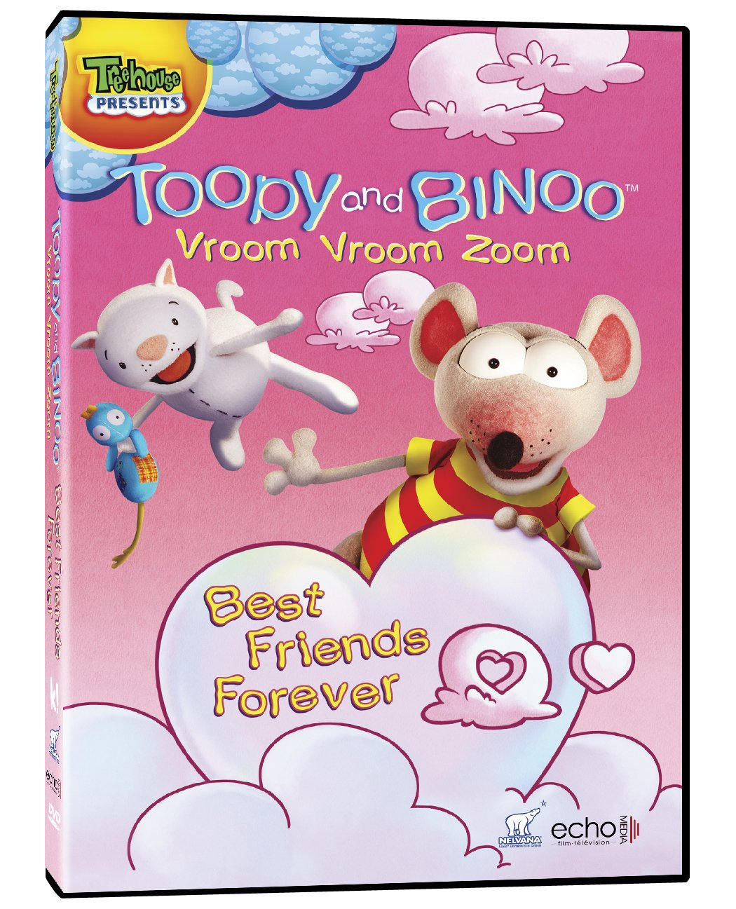 toopy and binoo vroom vroom zoom best friends forever