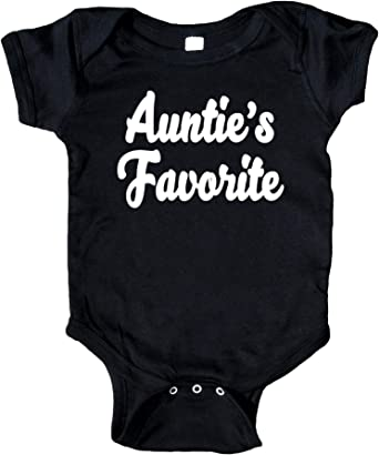 Baby Vests Bodysuits for Boys I Listen to Country Music With My Auntie Girls