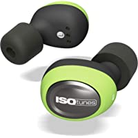 ISOtunes FREE True Wireless Earplug Earbuds, 22 dB Noise Reduction Rating, 21 Hour Battery, Noise Cancelling Mic, OSHA…