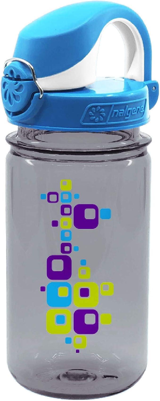 Nalgene Tritan 12oz Sobre la Marcha (OTF) Kids sin BPA Botella de Agua: Amazon.es: Deportes y aire libre