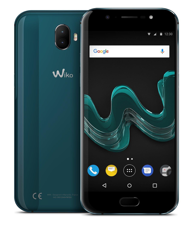 91ef6d6c3fa26b Wiko Wim Smartphone débloqué 4G (Ecran  5.5 pouces  Amazon.fr  High-tech