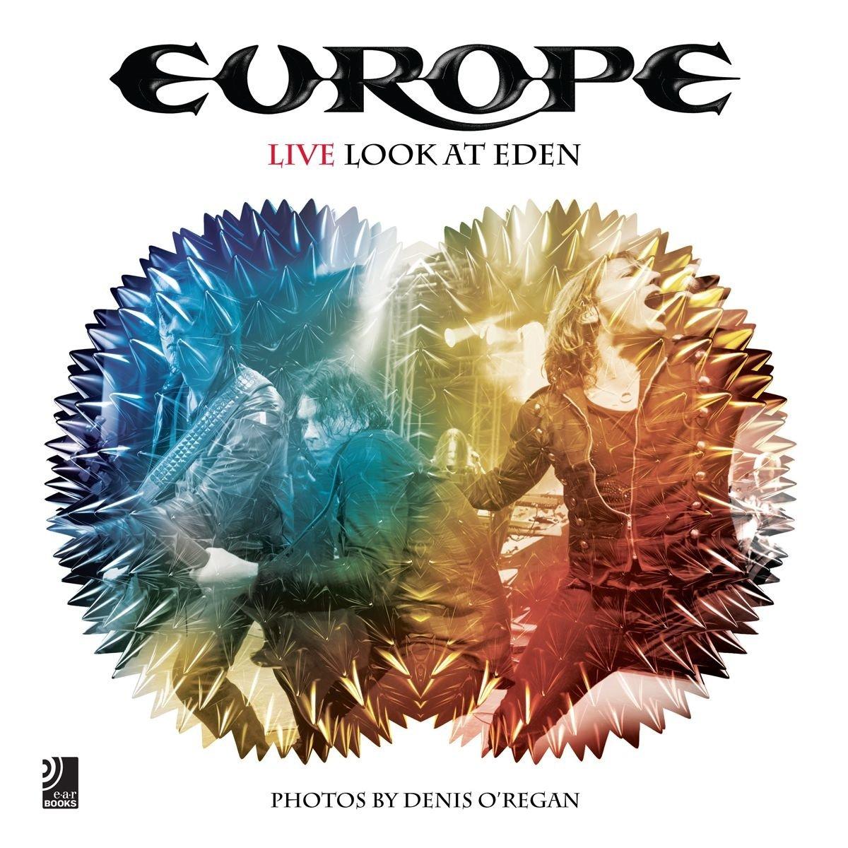 EUROPE - Live: Look At Eden (earBOOK)