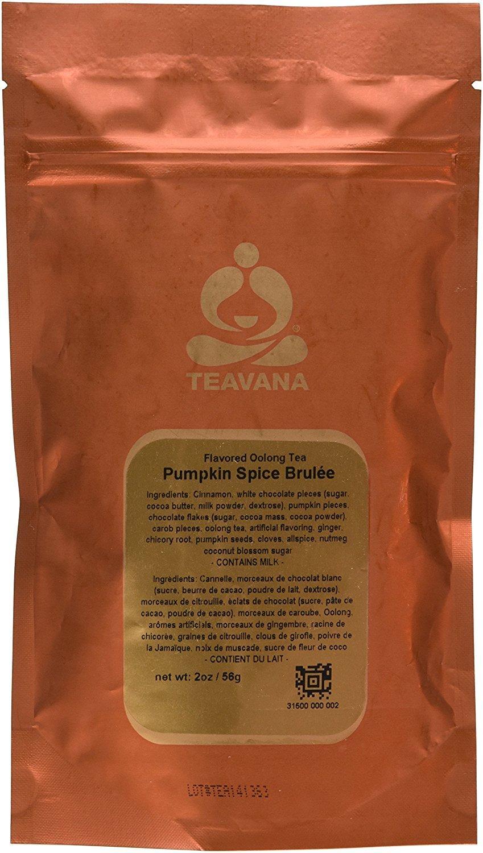 Pumpkin Spice Brulee Oolong Tea  2 oz by Teavana by Teavana