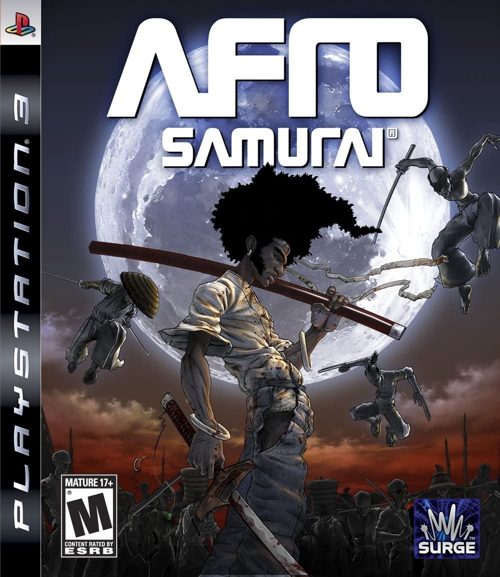 Amazon.com: Afro Samurai - Playstation 3: Artist Not ...