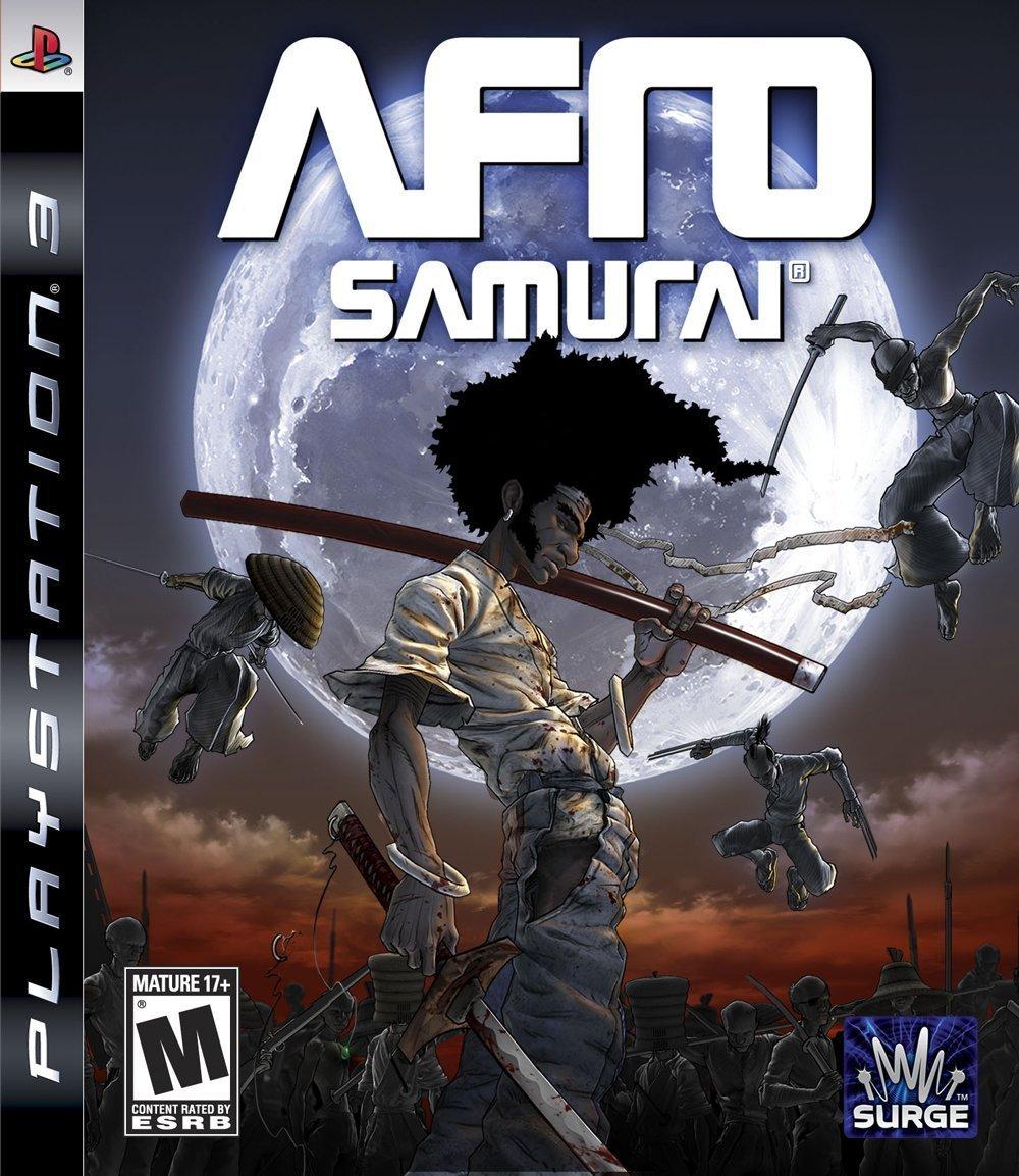 Afro Samurai - Playstation 3