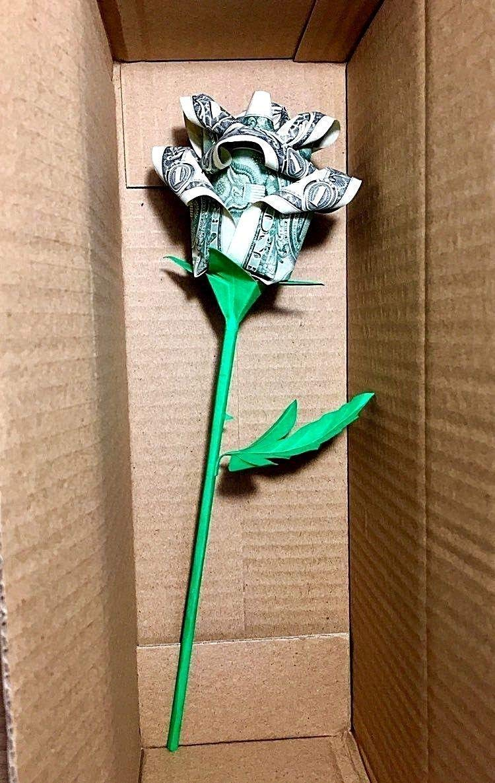 Money Origami Rose | LoveToKnow | 1186x750