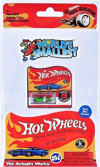 Turbofire World's Smallest Hot Wheels Series 4 By Mattel Twinduction SET OF 3