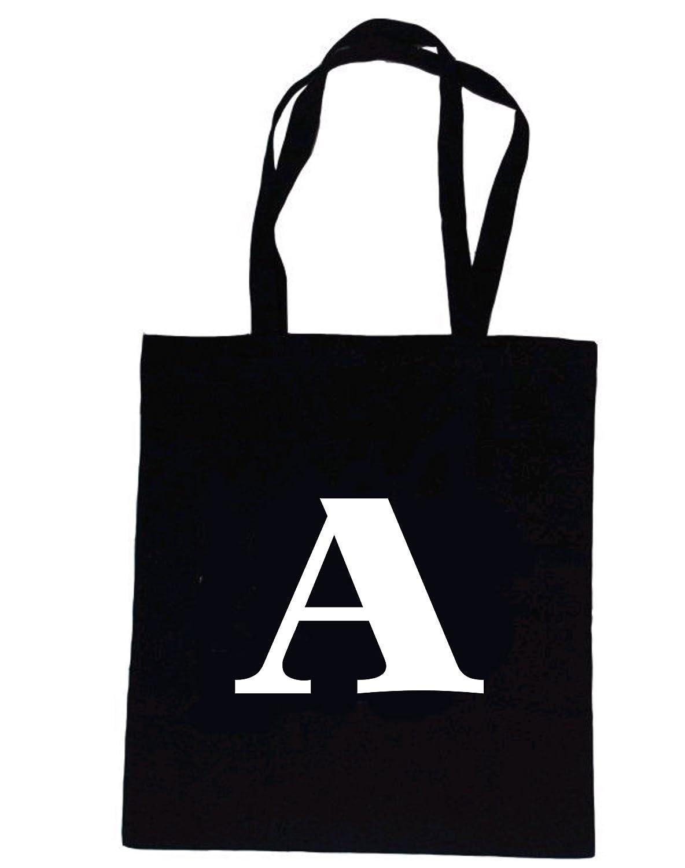 Alphabet Bag (Any Letter) - Natural Cotton Tote Bag: Amazon.co.uk ...