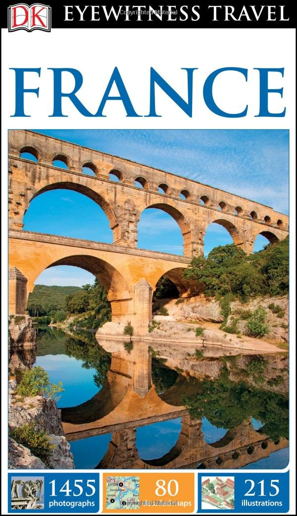 DK Eyewitness Travel Guide France product image