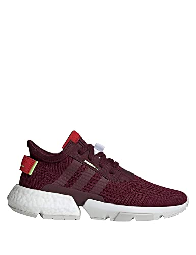 adidas Originals Womens Pod-S3.1 Sneakers Burgundy in Size US 5.5