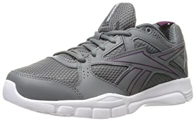 Womens Shoes Reebok Trainfusion 5.0 L MT Alloy/Celestial Orchid/White