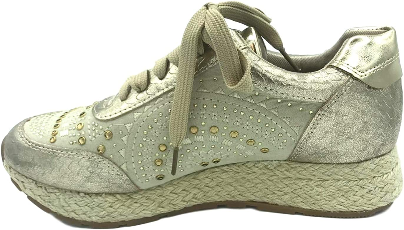 Womens Ladies Girls Faux Leather Platform Espadrille Trainers Wedges Shoes Espadrilles Lace Up Casual Holiday Sneakers Espadrilles Size 3 4 5 6 7 8