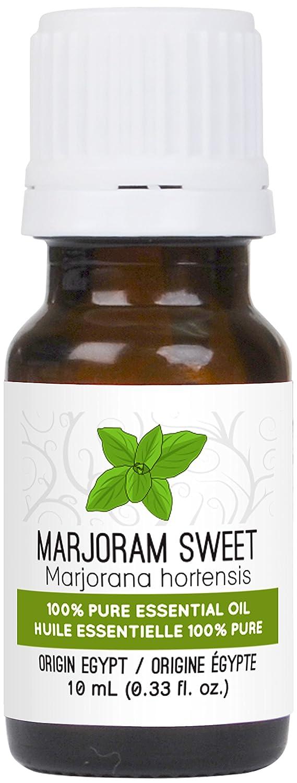Marjoram Sweet Essential Oil 0 33 Image 1