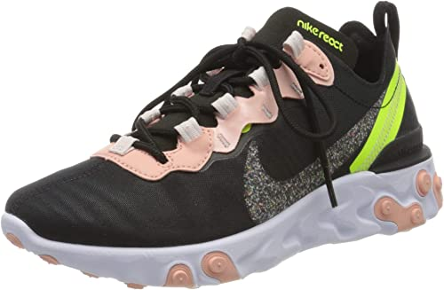| Nike Women's React Element 55 Casual Shoe React