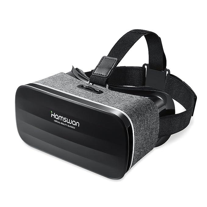 f3d7bd0fdc4b Amazon.com  HAMSWAN VR Goggles