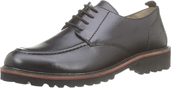 Zapatos de Cordones Derby Mujer Kickers Oxfork