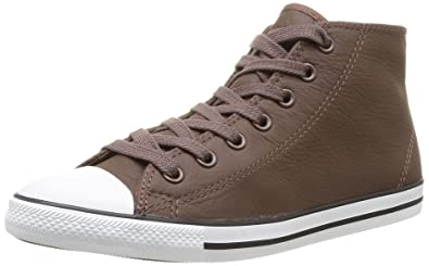 5008dac2a66 Converse All Star Dainty Femme Leather Mid