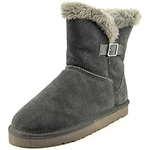 Womens Tiny 2 Suede Closed Toe Mid-Calf Cold Weather Boots