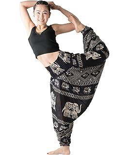 c36dd55901a5 Amazon.com  likemary Harem Jumpsuit Hareem Halter Romper for Women ...
