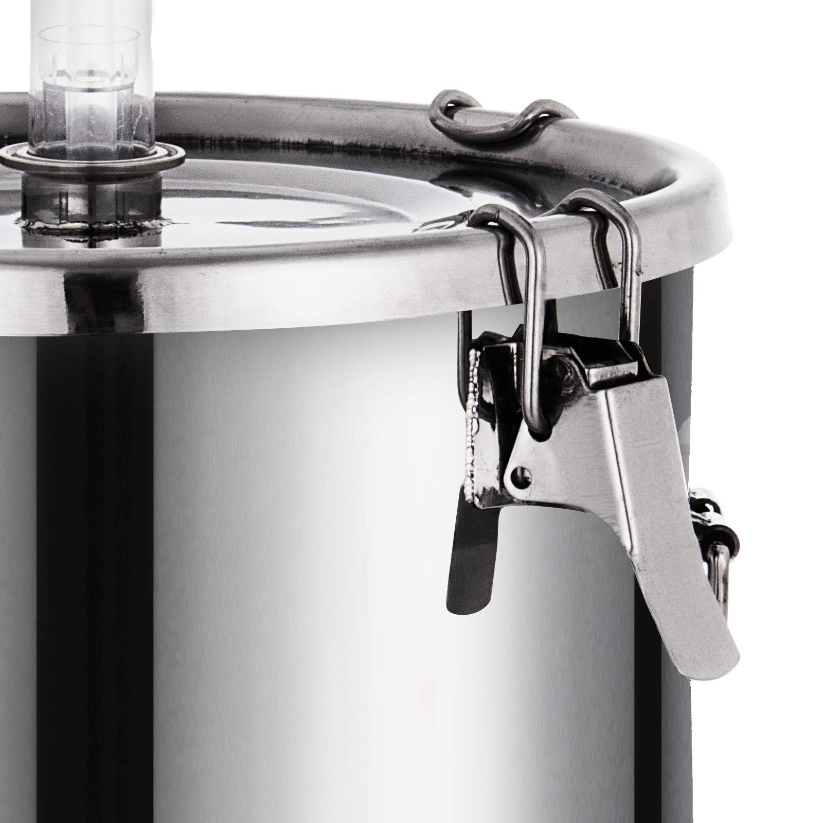 VEVOR 7 Gallon Stainless Steel Brew Fermenter Home Brewing Brew Bucket Fermenter With conical base Brewing Equipment by VEVOR (Image #6)