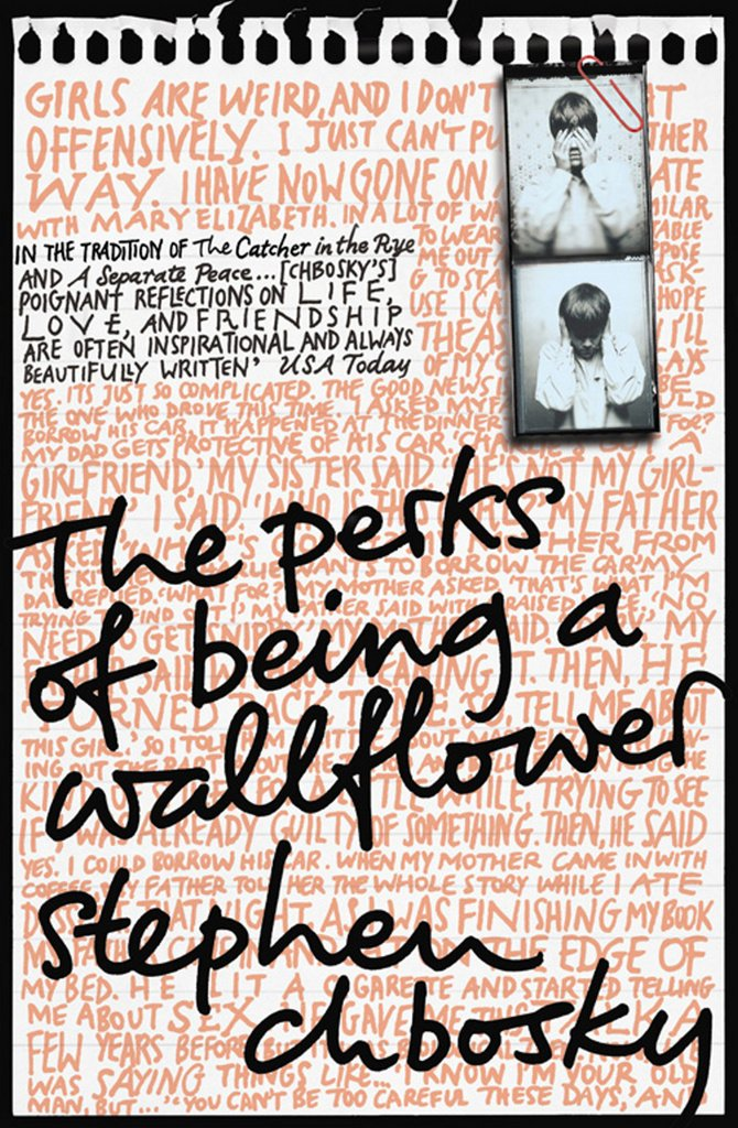 The Perks of Being a Wallflower: Chbosky, Stephen: 0000671027344:  Amazon.com: Books