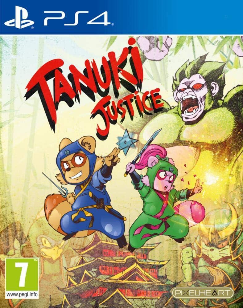 #Videojuego Tanuki Justice por 19,99€ ¡¡20% de descuento!!