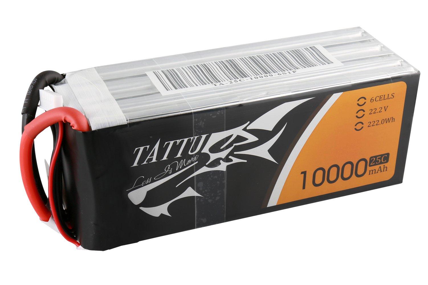 Bateria para DJI S800 10000mAh 22.2V 25C 6S LiPo