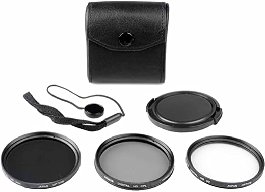 Bower VFK58C 58mm 5-Piece Digital Filter Kit