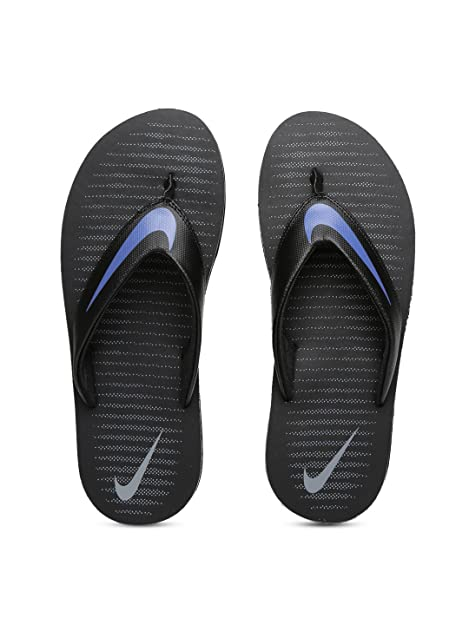 bce5c1ac1de Nike Men s Multicolor Rubber Slippers - 8  Buy Online at Low Prices ...