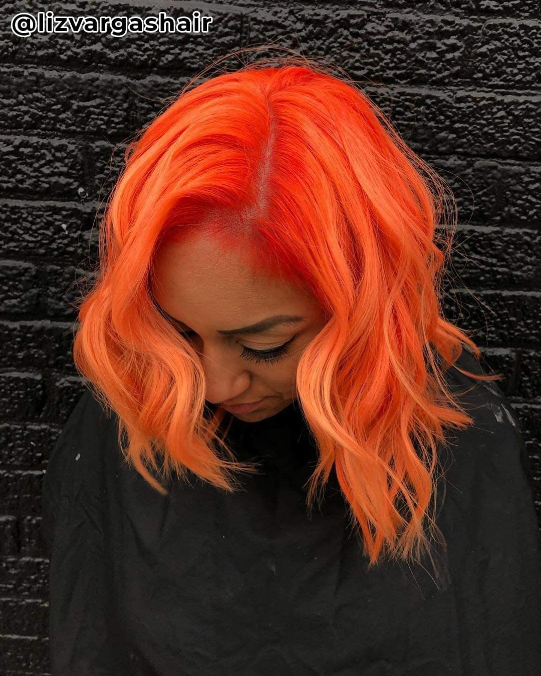Porange, color de pelo semi permanente UV naranja neón - 236 ml - Arctic Fox