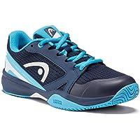 Head Sprint 2.5 Junior Zapatos de Tenis, Niño