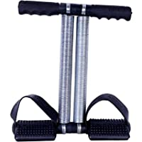 GJSHOP Multypurpose 4 in 1 Ab Tummy Trimmer with Double Steel Spring for Weight Loss Women & Men