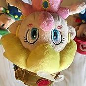 Baby Luigi /& Baby Peach Global Holdings Inc Little Buddy Super Mario Bros Plush Set of 3 Baby Mario 138203