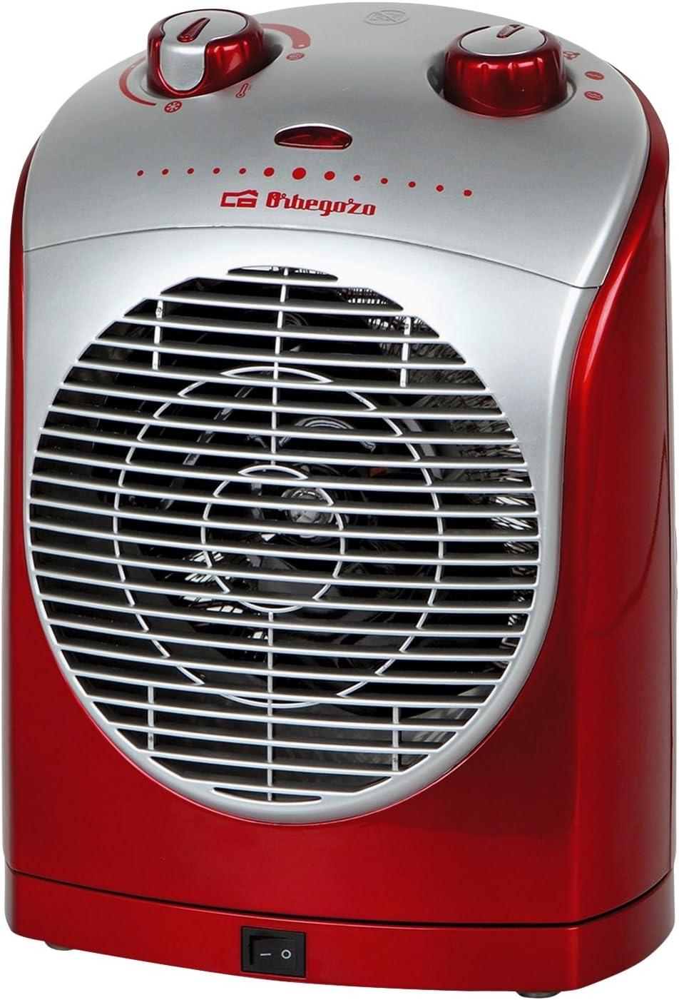 Orbegozo FH 5025 – Calefactor eléctrico compacto con movimiento ...