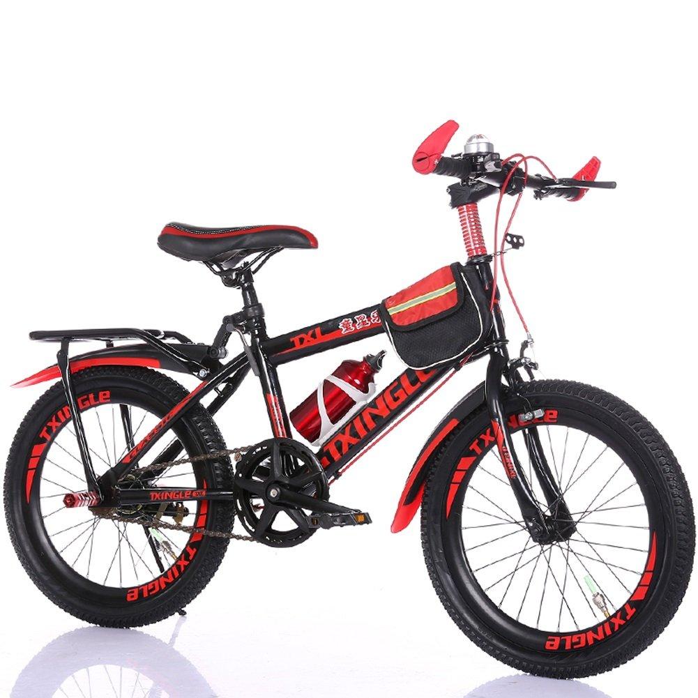 ahorre 60% de descuento rojo 18  Projoeccion TCFXHZXC Bicicleta para niños 6-7-9-10-15 6-7-9-10-15 6-7-9-10-15 años Cochecito de bebé 18 20 22 Pulgadas Niños y niñas Alumnos Bicicleta de montaña de una Sola Velocidad (Color   verde, Talla   20 )  entrega gratis