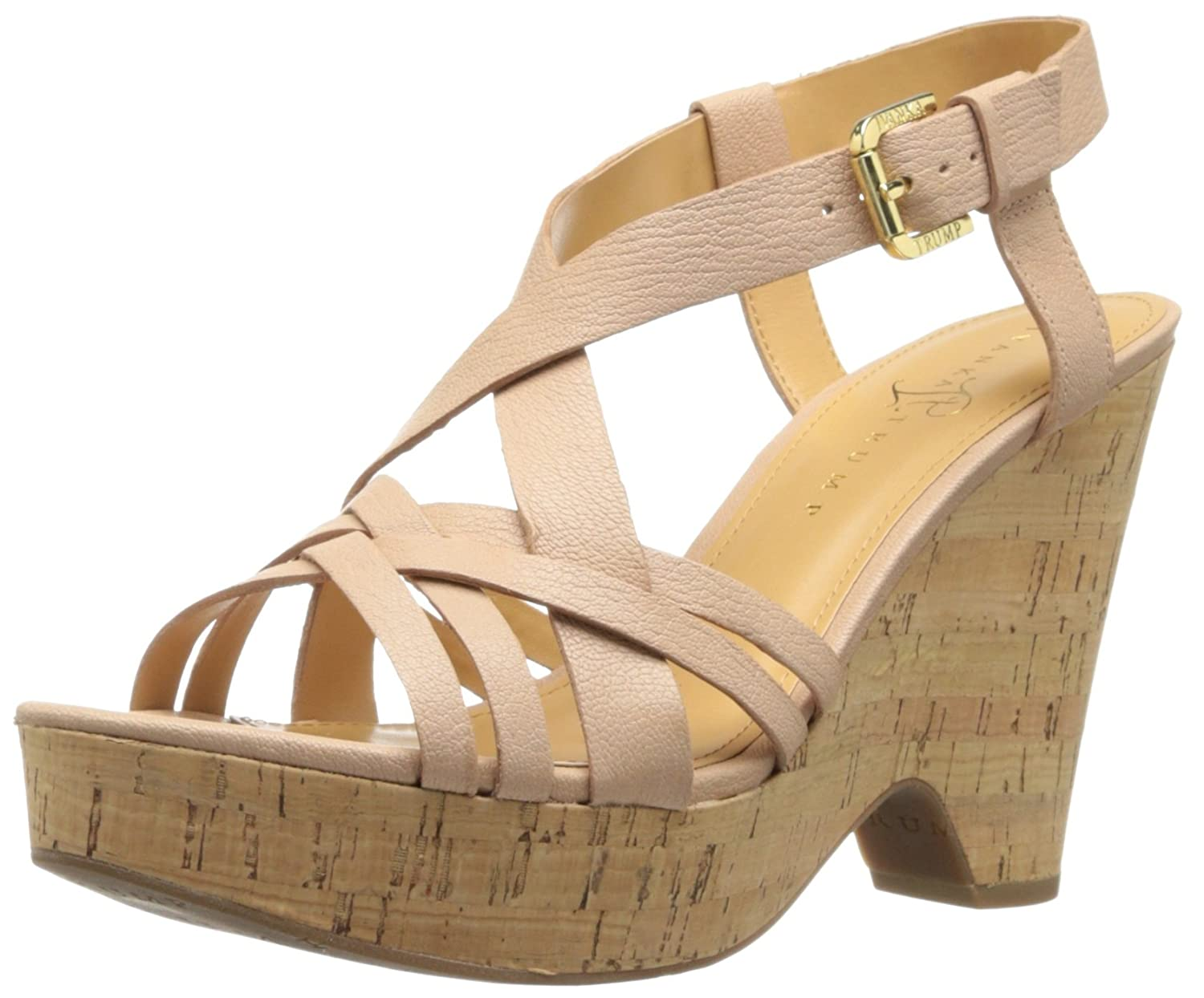 14fdbcb4ff3 Ivanka Trump Women's Handy Wedge Sandal