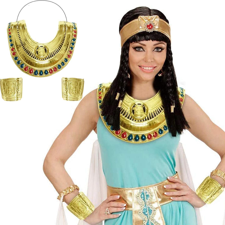 Kit joyas egipcias mujer: Amazon.es: Juguetes y juegos