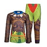Amazon Price History for:DGFSTM Moana Little Boys 2 Piece Shorts Sets Pjs Pajamas for Maui Clothes