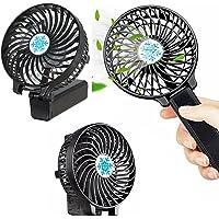 Handy F2 Şarjlı Mini Fan Masa Üstü Ve Elde Tutmalı Katlanabilir Fan Vantilatör Usb Soğutucu Sessiz El Fanı Mini…