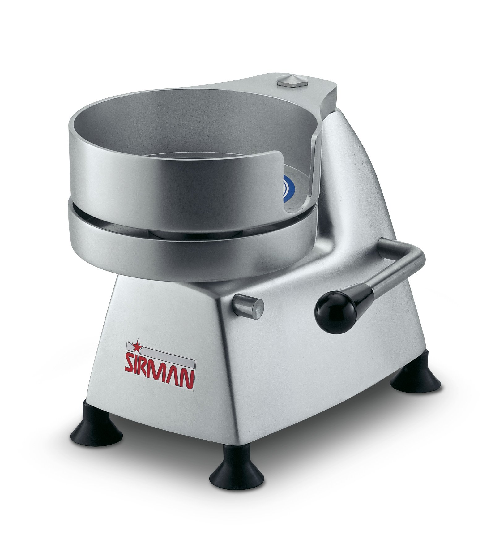Sirman SA 130 Manual Patty Presses, 5-Inch Diameter Mold by Sirman
