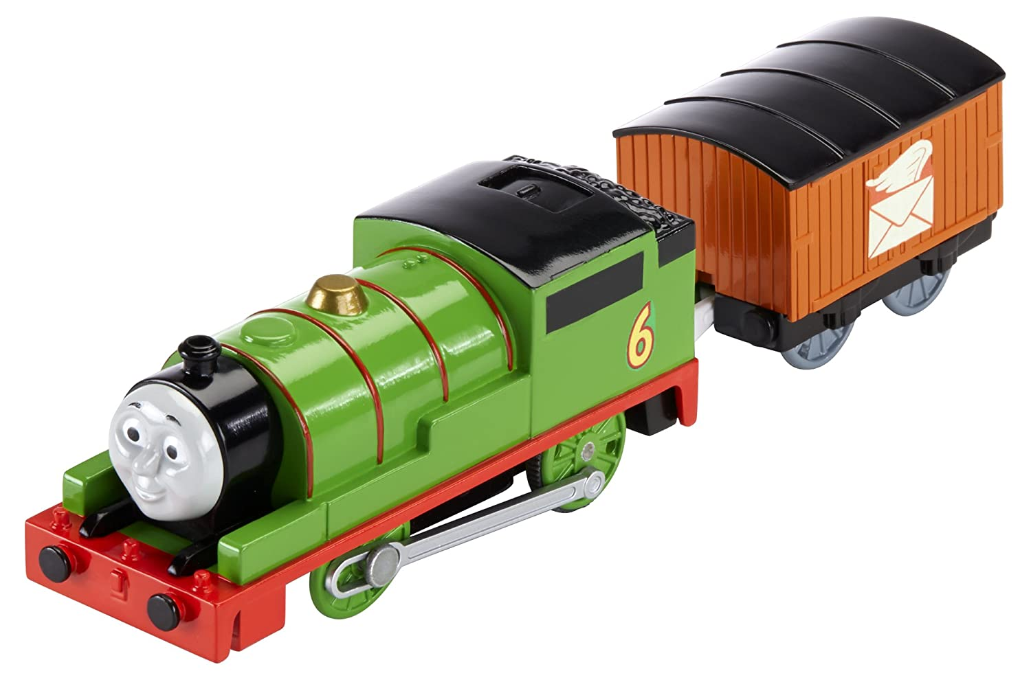 Thomas Friends Fisher Price Trackmaster Motorized Lionel Trains Supero Remote Control Switches No 112 Percy Engine Toys Games
