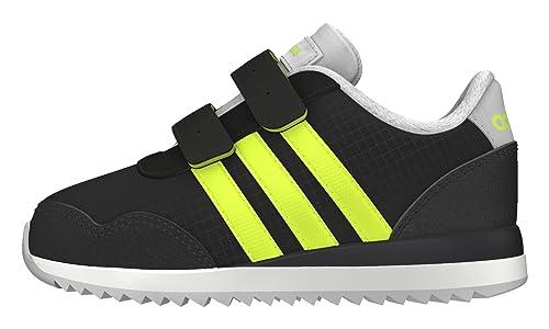 adidas Unisex - Bimbi 0-24 V Jog Cmf Inf Scarpe Sportive Nero Size: 22: Amazon.it: Scarpe e borse