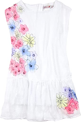 Sizes 4-16 Boboli Girls T-Shirt with Back Pleat