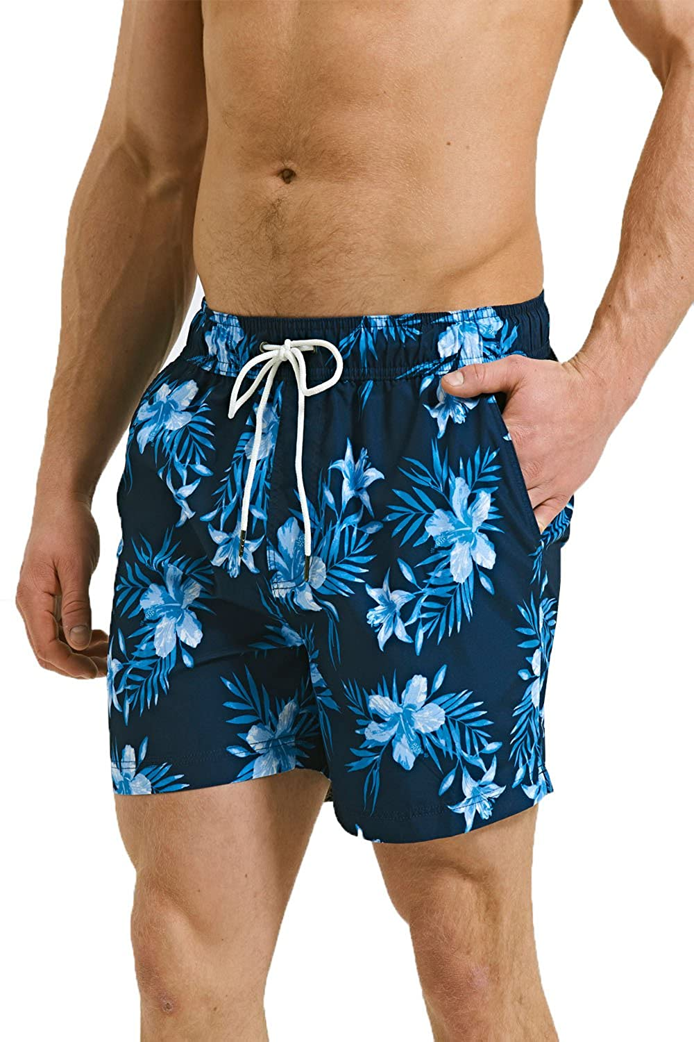 c583e05a22 Threadbare Mens Mesh Lined Swim Shorts Boys Summer Fully Beach Surf Board  Trunks Visage