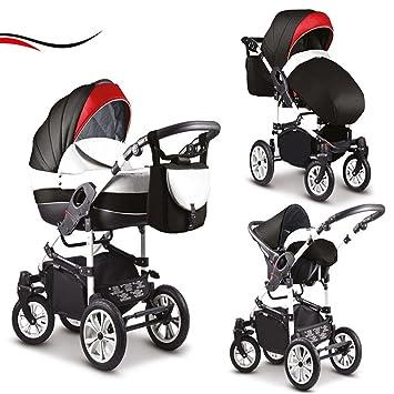 16 teiliges Qualitäts-Kinderwagenset-Reisesystem 3 in 1 \