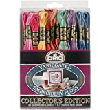 DMC F25PK36 Variegated Embroidery Floss, Assorted, 36-Pack