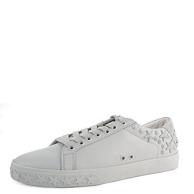 Ash Footwear Ash Chaussures Dazed Baskets Formateur en Cuir Blanc Femme White 39 Ellie Talon Noir Open Platform Boot Noir  Escarpins pour femme - gris - anthracite  39.5 EU b40e4fY