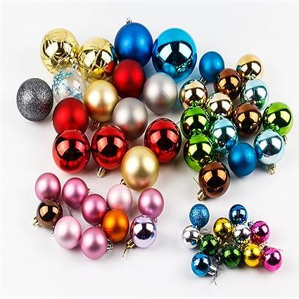 newsfana christmas color ball gift box hot decorative items pendant christmas tree ornaments holiday decoration ball